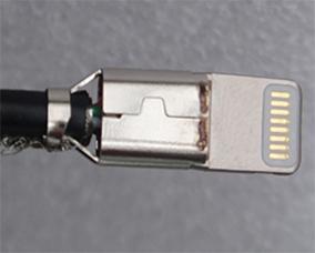 数据线焊接